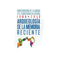 ARQUEOLOGíA DE LA MEMORIA RECIENTE: portada