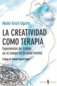 CREATIVIDAD COMO TERAPIA,LA: portada