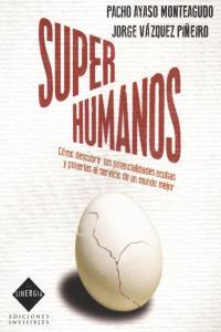 SUPERHUMANOS: portada