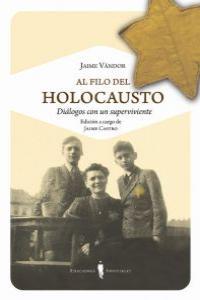 AL FILO DEL HOLOCAUSTO: portada