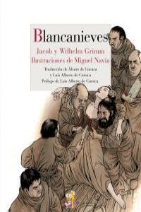 BLANCANIEVES: portada