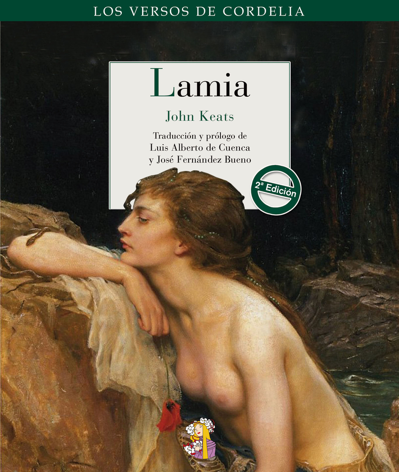 LAMIA: portada