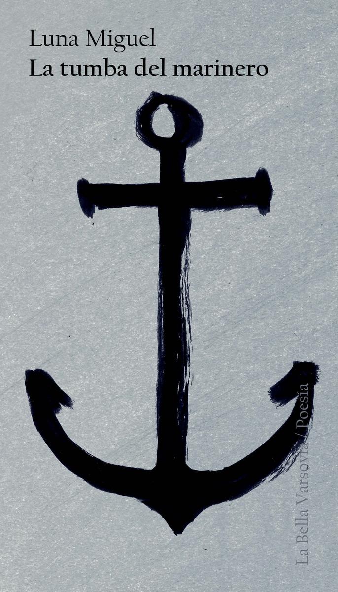 La tumba del marinero: portada
