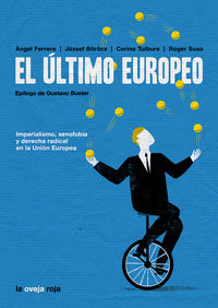 El último europeo: portada