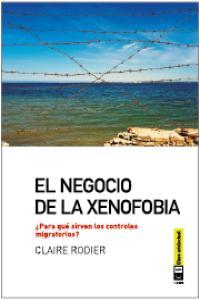negocio de la xenofobia, El: portada
