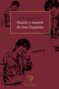 PASIÓN Y MUERTE DE IOSU EXPÓSITO: portada