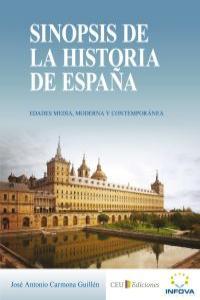 Sinopsis de la Historia de España: portada