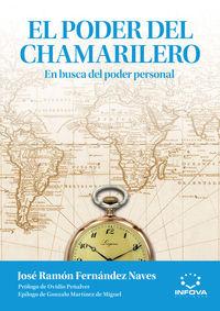 El poder del Chamarilero: portada