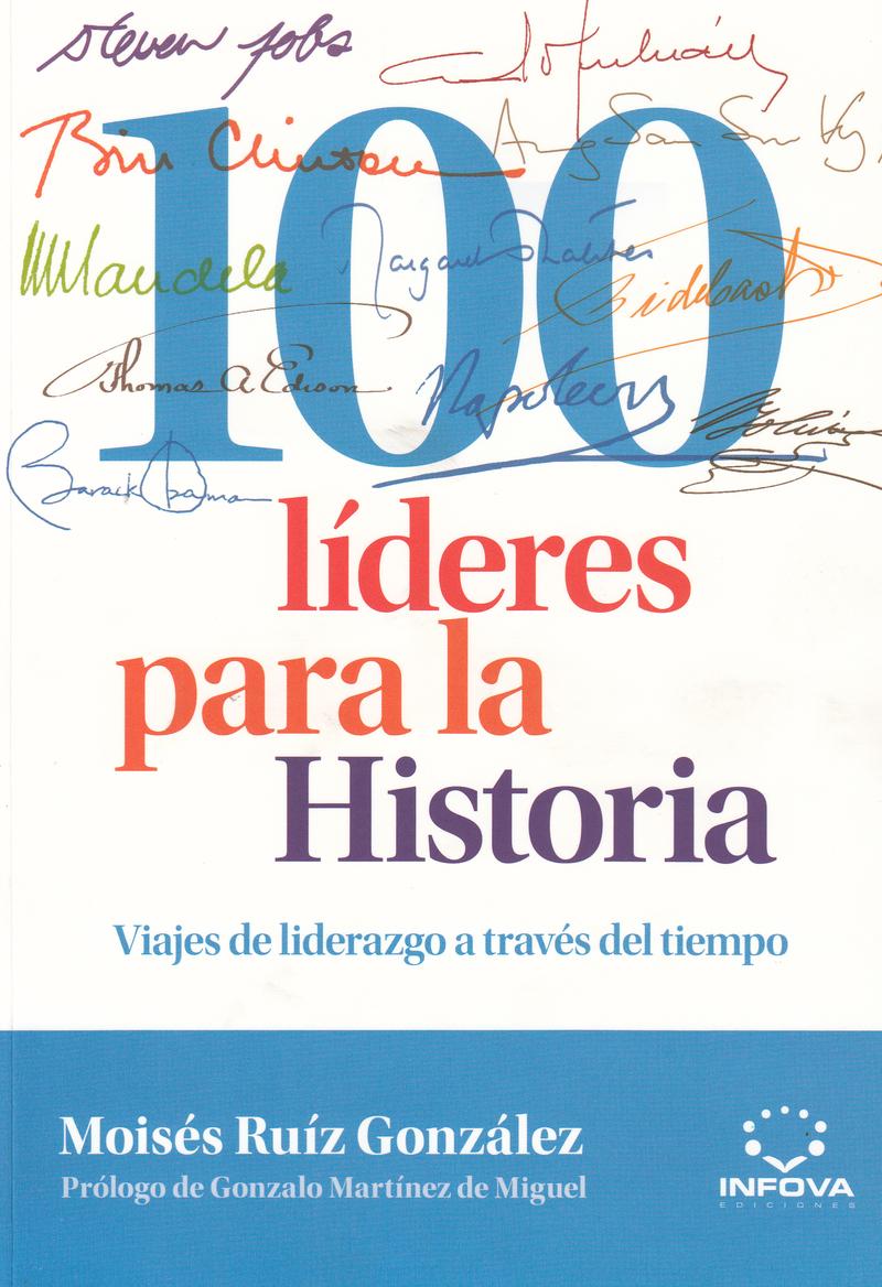 100 líderes para la Historia: portada