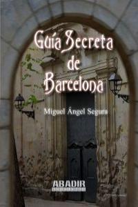 Guía Secreta de Barcelona y su provincia: portada