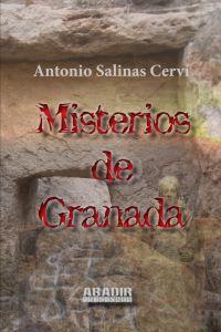 Misterios de Granada: portada