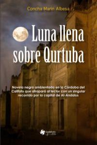 Luna llena sobre Qurtuba: portada