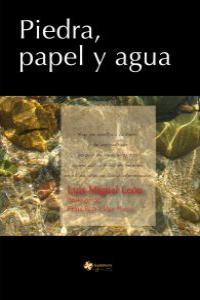 PIEDRA PAPEL Y AGUA: portada