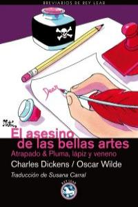 EL ASESINO DE LAS BELLAS ARTES: portada