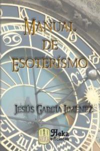MANUAL DE  ESOTERISMO: portada