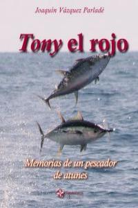 Tony el rojo: portada