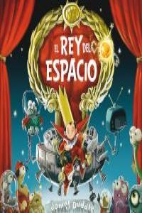 EL REY DEL ESPACIO: portada