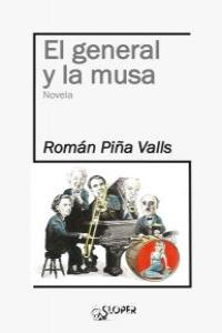 EL GENERAL Y LA MUSA: portada