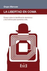 LA LIBERTAD EN COMA: portada