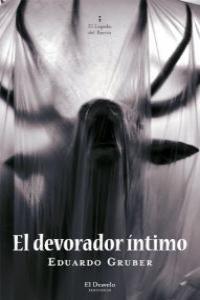 El devorador íntimo: portada