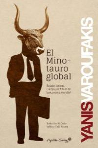 El Minotauro global: portada