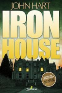 IRON HOUSE: portada