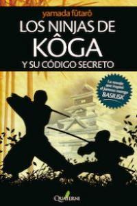 Los ninjas de Kôga y su código secreto: portada