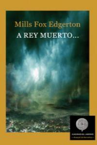 A REY MUERTO: portada