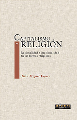 CAPITALISMO Y RELIGION: portada