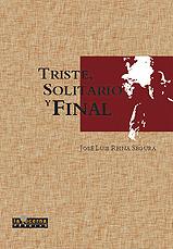 TRISTE, SOLITARIO Y FINAL: portada