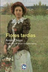 FLORES TARDíAS: portada