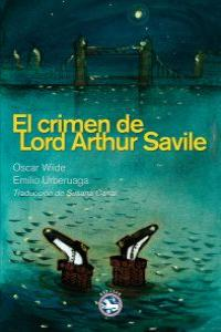 EL CRIMEN DE LORD ARTHUR SAVILE: portada