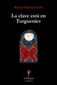La clave está en Turgueniev: portada