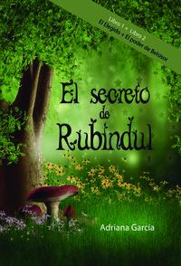 El secreto de Rubindul: portada
