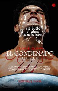 CONDENADO,EL II: portada
