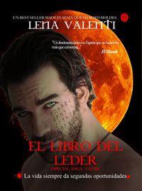 LIBRO DEL LEDER,EL - MICRORELATO: portada
