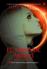 LIBRO DE ARDAN,EL VII: portada
