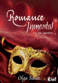 ROMANCE INMORTAL - LAZOS INMORTALES 2: portada