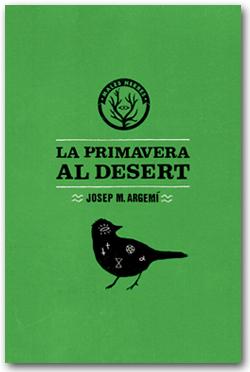 La primavera al desert: portada