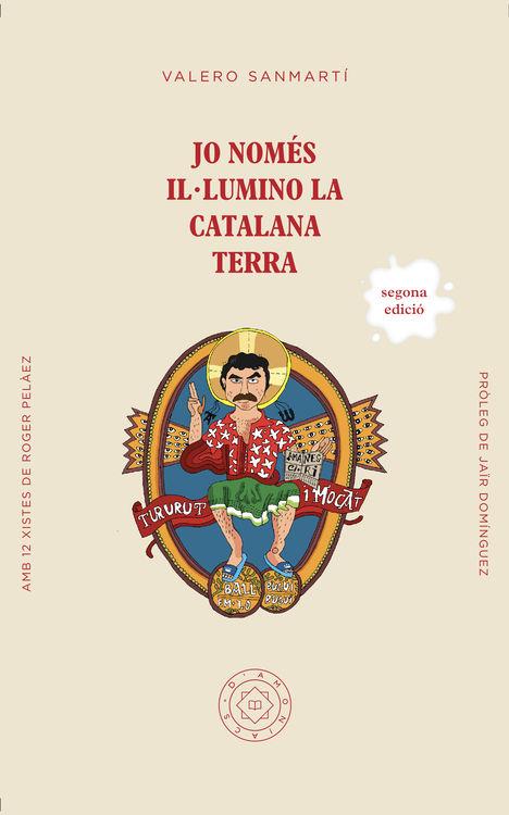 Jo només il.lumino la catalana terra: portada