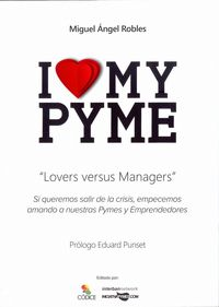 I love my Pyme: portada
