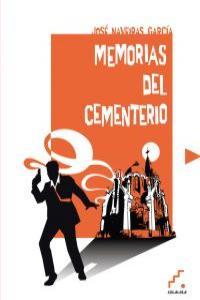 Memorias del cementerio: portada