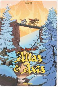 LA SAGA DE ATLAS Y AXIS 2: portada