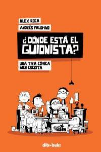 ¿DÓNDE ESTÁ EL GUIONISTA?: portada