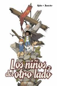 LOS NIñOS DEL OTRO LADO 2: portada