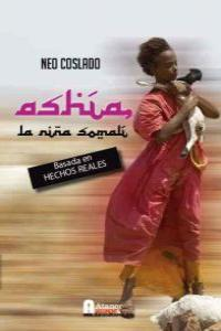 Ashia, la ni�a somal�: portada