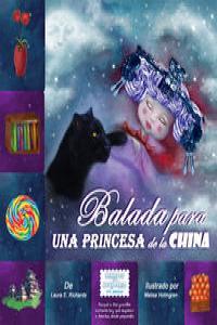 Balada para una princesa de la China: portada