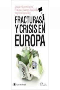 Fracturas y crisis en Europa: portada