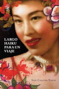 LARGO HAIKU PARA UN VIAJE: portada