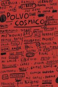 POLVO CÓSMICO: portada